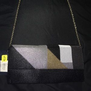 Evening bag new with tags